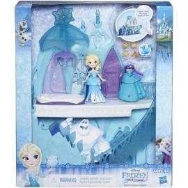 Frozen Mini Castillo Helado de Elsa.