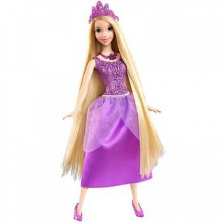 Princesa Rapunzel - Envío Gratuito