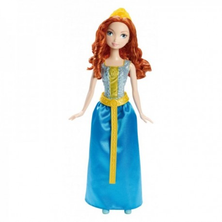 Princesa Brillante Merida - Envío Gratuito