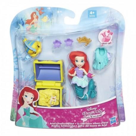 Mini Princesas con Accesorios - Envío Gratuito