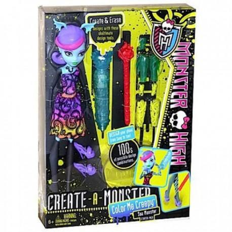 Monster High Crea un Monstruo Kit de Accesorios - Envío Gratuito