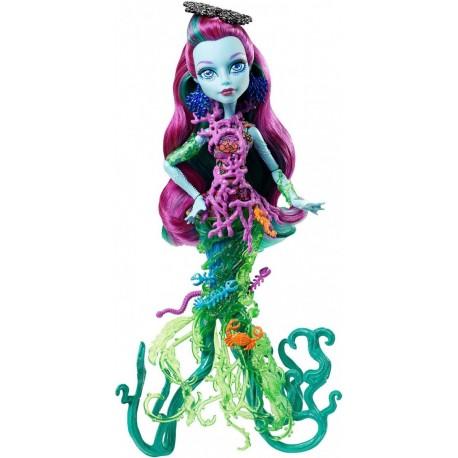Monster High En El Gran Arrecife Monstruoso - Envío Gratuito