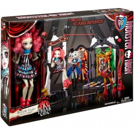 MH- Circo Monstruoso - Envío Gratuito