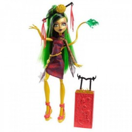 Monster High Jinafire Long - Envío Gratuito