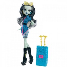 Monster High Scaris Frankie - Envío Gratuito