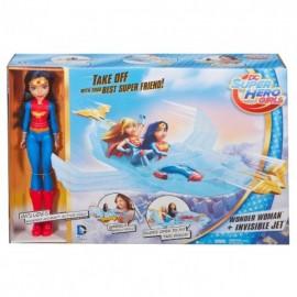 Wonder Woman - Jet Invisible - Envío Gratuito