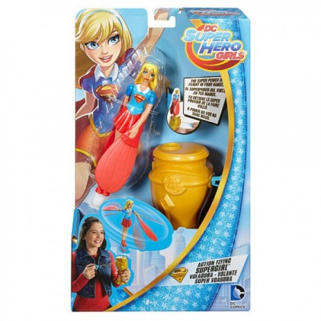 Super Hero Girls - Voladora - Envío Gratuito