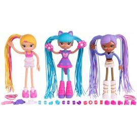 Betty Spaguetti Set De Lujo 3 muñecas